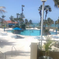 Photo taken at Costa Caribe Golf & Country Club @ Ponce Hilton Resort & Casino by M. A. on 7/25/2014