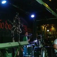 Photo taken at Porão do Alemão Rock Bar by Deborah G. on 2/9/2013