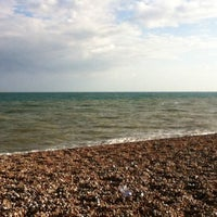 Photo taken at Folkestone by Alexandre N. on 6/29/2012
