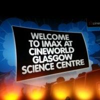 Photo taken at Cineworld IMAX by Nadeem S. on 2/14/2014