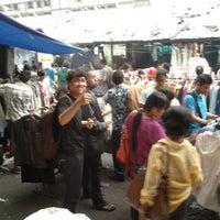Photo taken at Pasar Senen by Rachmat S. on 2/9/2013