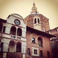 Photo taken at Piazza della Vittoria by Matteo C. on 9/15/2012