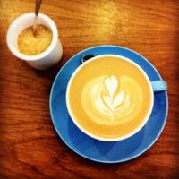 Photo taken at Prufrock Coffee by Vesselin D. on 5/15/2013