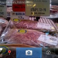 Photo taken at Mastro Meat Market by nana t. on 5/9/2013