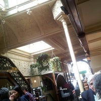Photo taken at Browns Bar & Brasserie by Boris P. on 4/27/2013