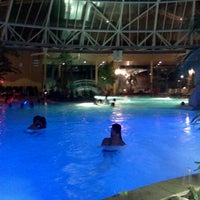 Photo taken at Therme Erding by Artem S. on 3/10/2013