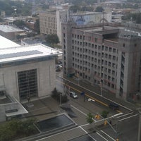 Photo taken at Raleigh Marriott City Center by Daniel D. on 8/19/2013