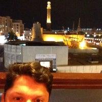 Photo taken at Arabian Courtyard Hotel by Jason D. on 11/24/2013