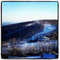 Photo taken at Wintergreen Resort by Olesea M. on 12/31/2012