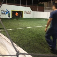 Photo taken at Futbol Rapido Seminario by Adrian M. on 8/28/2012