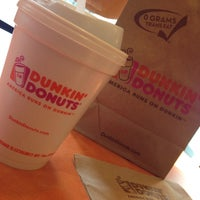 Photo taken at Dunkin Donuts by Ram T. on 2/25/2014