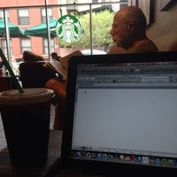 Photo taken at Starbucks by Gabrielle M. on 10/16/2013