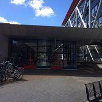 Photo taken at Station Rijswijk by Pieter d. on 7/14/2016