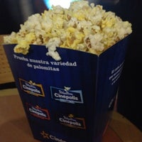 Photo taken at Cinépolis by Isaac E. on 12/9/2012