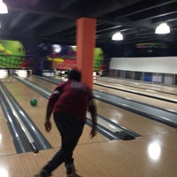 Photo taken at Strike Bowling Center by Claudia P. on 11/24/2014
