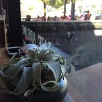 Photo taken at Café Gratitude by Ryan S. on 10/19/2012