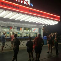 Photo taken at Fritz's Frozen Custard by Marques S. on 7/28/2015