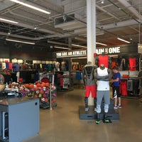Photo taken at Nike Factory Store by Mike G. on 7/16/2016