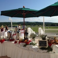 Photo taken at Vernon Downs Casino by Sarah F. on 7/23/2015