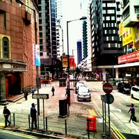 Photo taken at Fenwick Street Tram Stop (39E) 分域街電車站 by Chase C. on 3/20/2013