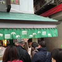 Photo taken at 小ざさ Ozasa by EGATokyo on 12/31/2014