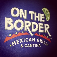 Photo taken at On The Border Mexican Grill & Cantina by Luke B. on 10/27/2012