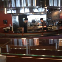 Photo taken at HuHot Mongolian Grill by Lee C. on 10/29/2012