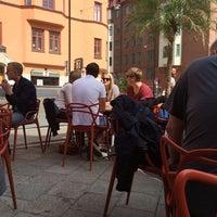 Photo taken at Café Levinsky's by Ariel T. on 6/1/2014