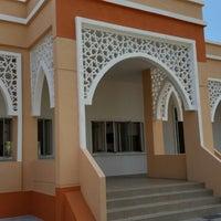 Photo taken at Masjid Kampung Batu Matang by Jimon R. on 10/25/2014