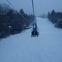 Photo taken at Pat's Peak Ski Area by Steven I. on 2/16/2014