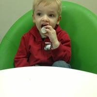 Photo taken at CherryBerry Yogurt Bar by Sloan O. on 3/11/2013