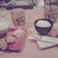 Photo taken at Chubo-Chubo Gourmet Japanese Resto by Ratih P. on 2/24/2014