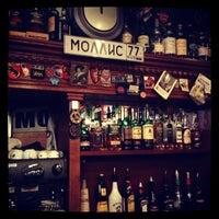 Photo taken at Mollie's Irish Pub by Sergey K. on 3/1/2013