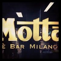 Photo taken at Bar Motta by Heinz M. on 9/15/2012