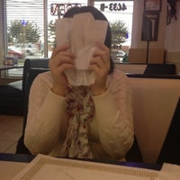 Photo taken at Mythos Grill by Catherine C. on 10/30/2012