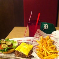 Photo taken at Smashburger by Wes H. on 2/28/2013