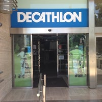 Photo taken at Decathlon by Saad O. on 10/5/2013