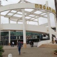 Photo taken at Megarama by Saad O. on 11/6/2012