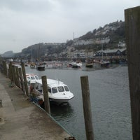 Photo taken at Looe by Martin H. on 4/5/2012