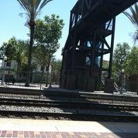 Photo taken at Metrolink Fullerton Station by Adriana F. on 5/27/2012