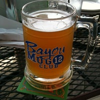 Photo taken at Bayou Bar & Grill by Joe V. on 5/7/2012