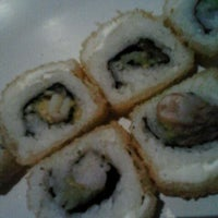 Photo taken at Sushi Factory by JenNy G. on 7/2/2012