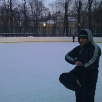 "Photo taken at Площадка ""Ровесник"" by Dimka P. on 2/19/2012"