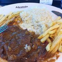 Photo taken at Alentejo - Pão, Azeite & Alho by AnaCarolina C. on 2/16/2012