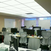 Photo taken at GREE Intl Temporary Office by Richard D. on 2/3/2012