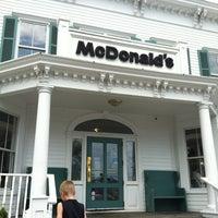 Photo taken at McDonald's by Tara E. on 8/5/2012
