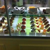 Photo taken at Financier Patisserie by Alisa on 5/26/2012