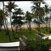 Photo taken at Castaways Resort Mission Beach by Daniel P. on 3/5/2012
