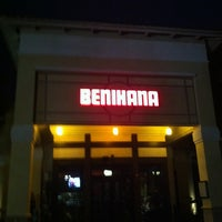 Photo taken at Benihana by Steven C. on 4/22/2012