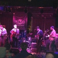Photo taken at The Pour House Music Hall by Win P. on 2/18/2012